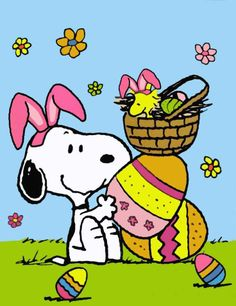 Easter Beagle.