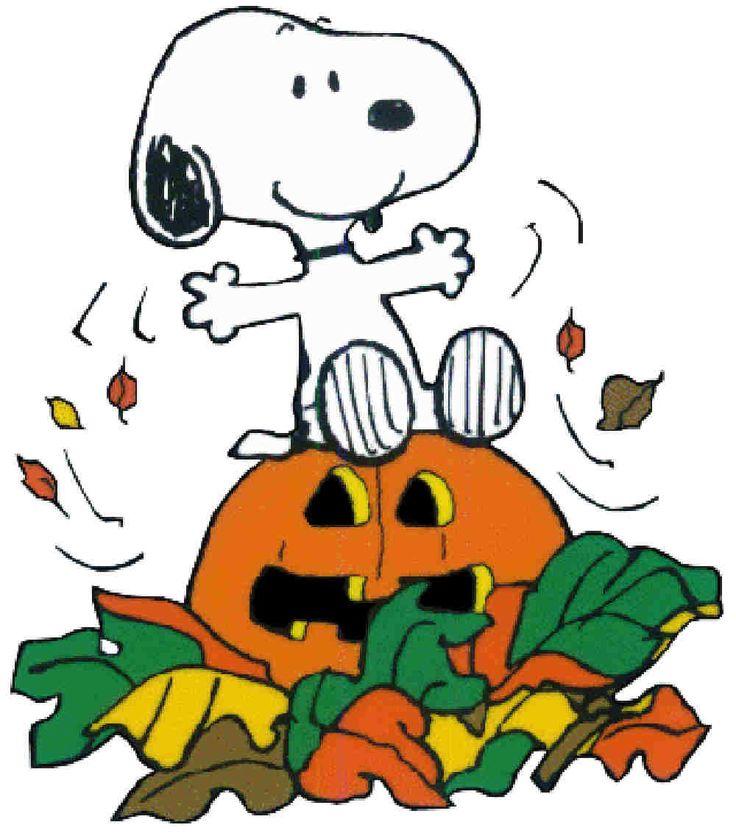 Snoopy clipart halloween.