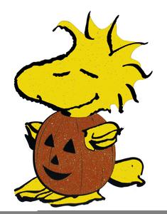 Peanuts Clipart Halloween.