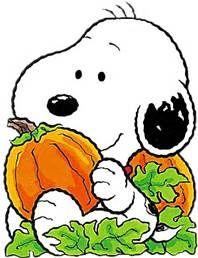 Snoopy Halloween Clip Art.