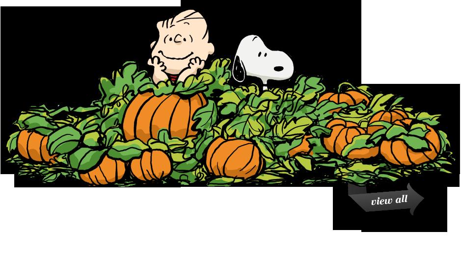 The Great Pumpkin Clip Art.