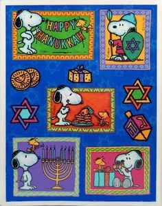 26 Best Snoopy Chanukah images in 2017.