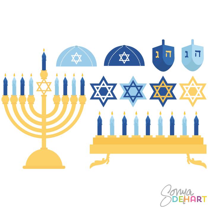 Free Hanukkah Images, Download Free Clip Art, Free Clip Art.
