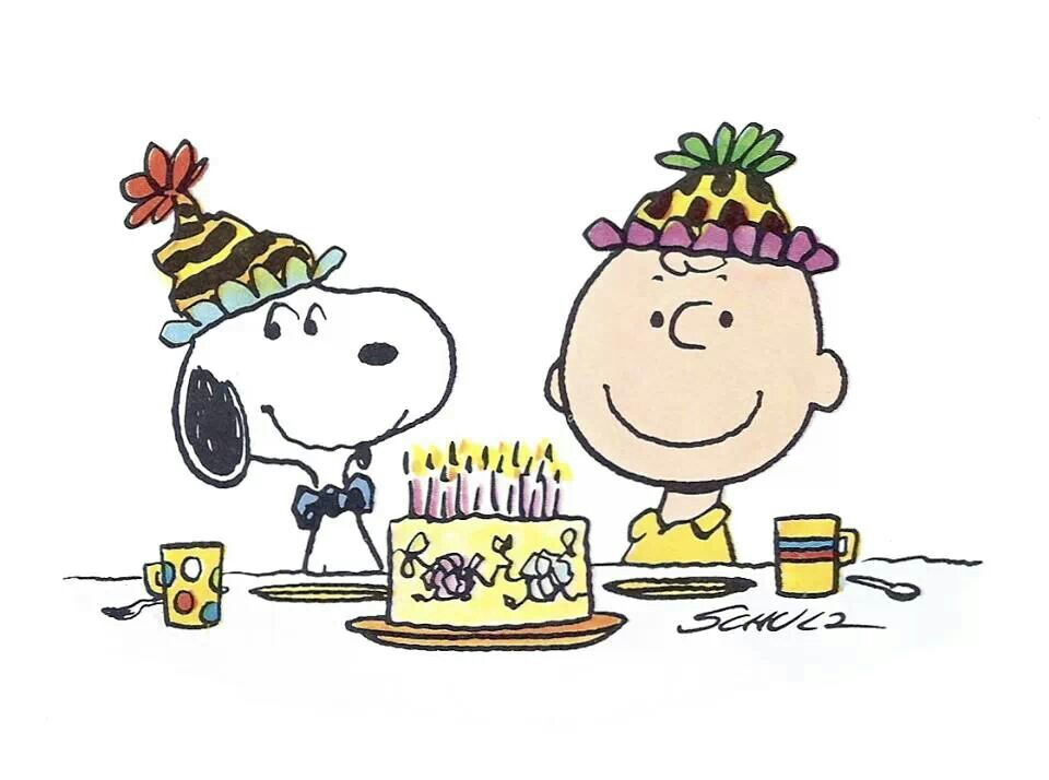 113 best images about BIRTHDAY WISHES with Snoopy &/or Friends on.