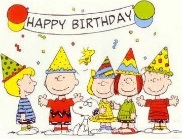 25+ best ideas about Peanuts Happy Birthday on Pinterest.