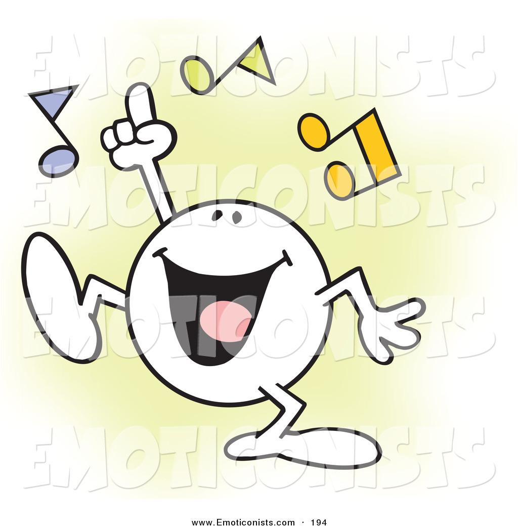 Clipart Of Happy Dance.