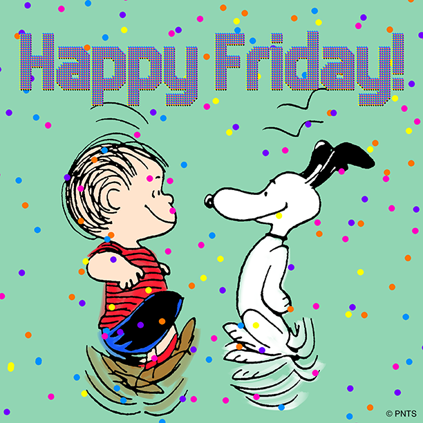 Snoopy Happy Friday Pictures, Photos, and Images for Facebook.