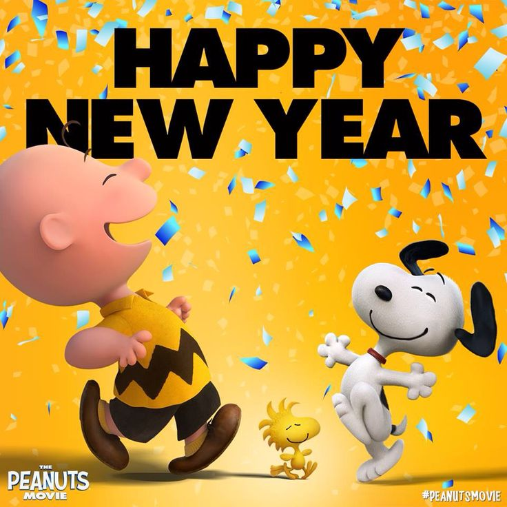 17 Best images about Snoopy Happy New Year on Pinterest.
