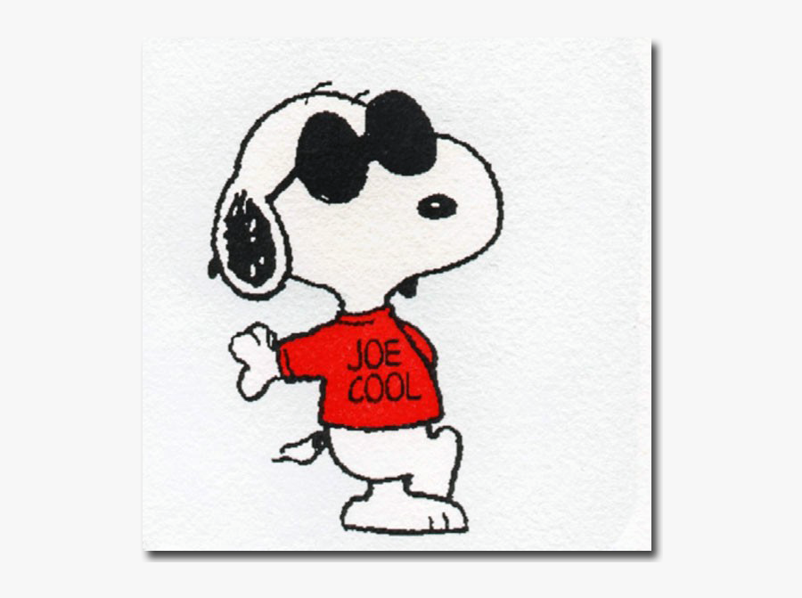 Snoopy Joe Cool Png , Free Transparent Clipart.