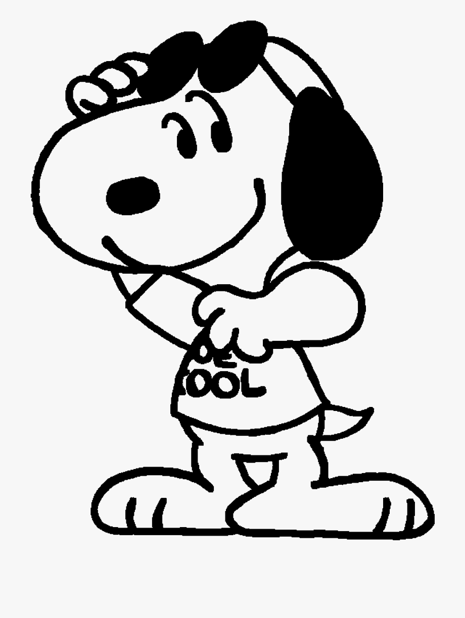 Cool Clipart Snoopy.