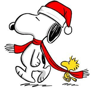 Snoopy Christmas Images.