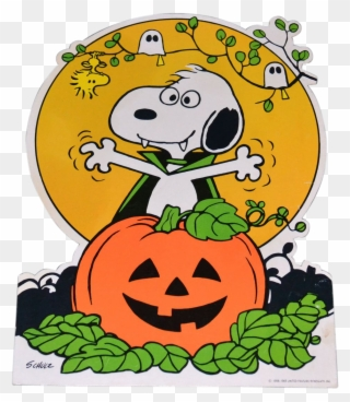 Free PNG Snoopy Halloween Clip Art Download.