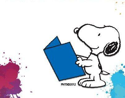 Snoopy School Clipart.