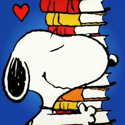 Reading With Snoopy and Friends.