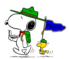 Snoopy and Woodstock scouts Image result for beagle playing.