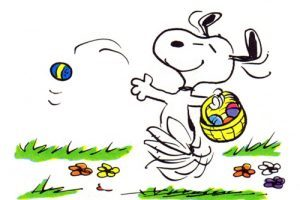 Snoopy spring clipart 8 » Clipart Portal.