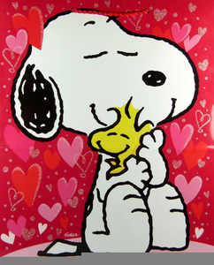 Free Snoopy Valentine Clipart.