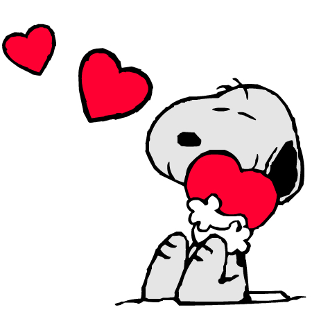 Download Free png Snoopy Valentine Clipart Cl.