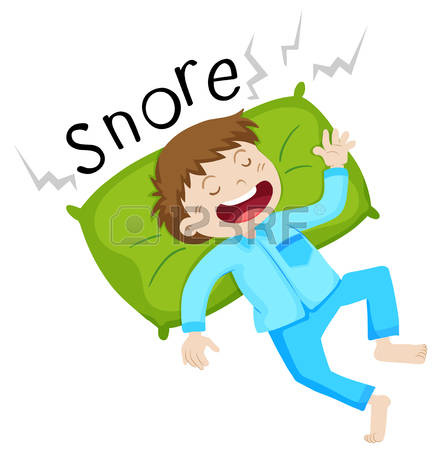 snore clipart clipground