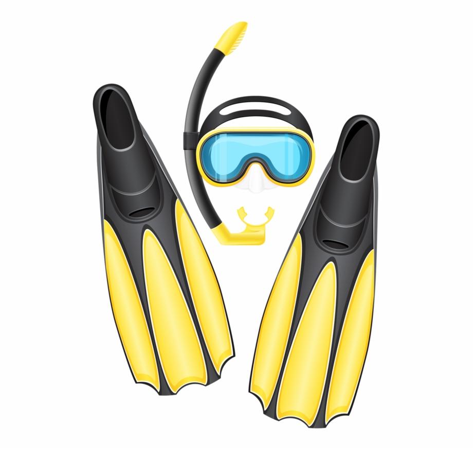 Фотки Scuba Gear Mask Flippers.