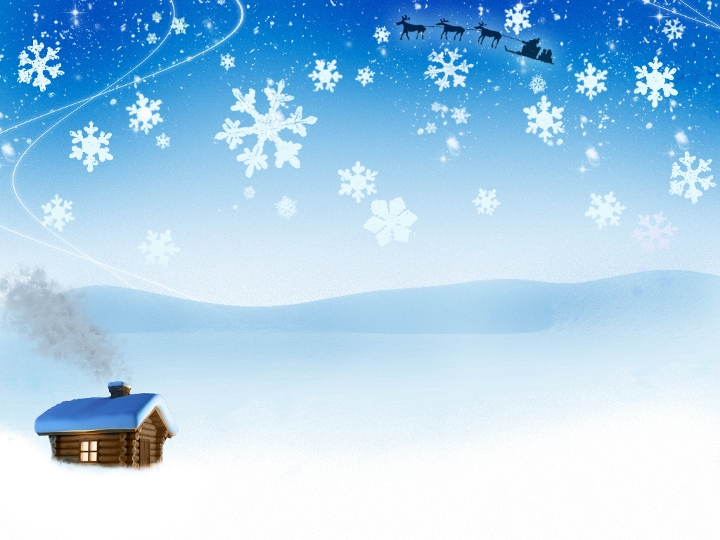 Snow background clipart 9 » Clipart Station.