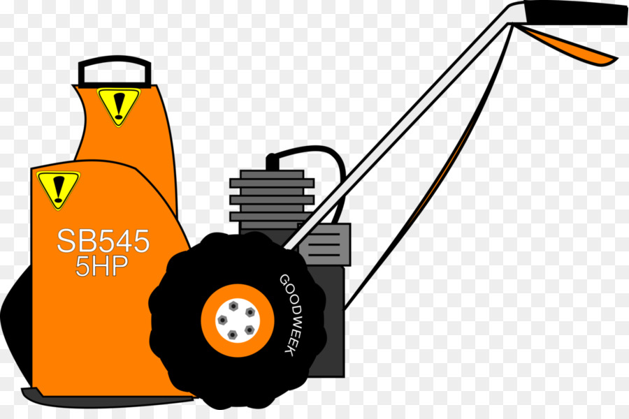 Download Snow blower clipart Snow Blowers Snow removal.