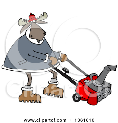 Snow Blower Clipart Clipground