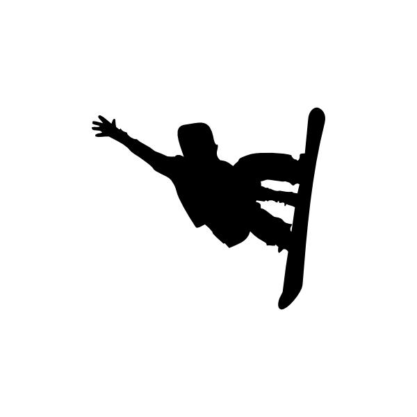 Ski And Snowboard Clipart.