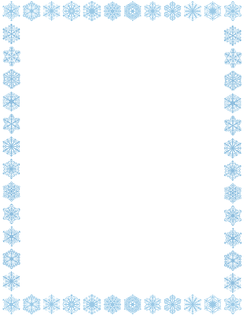 Showing post & media for Cartoon christmas snow border.