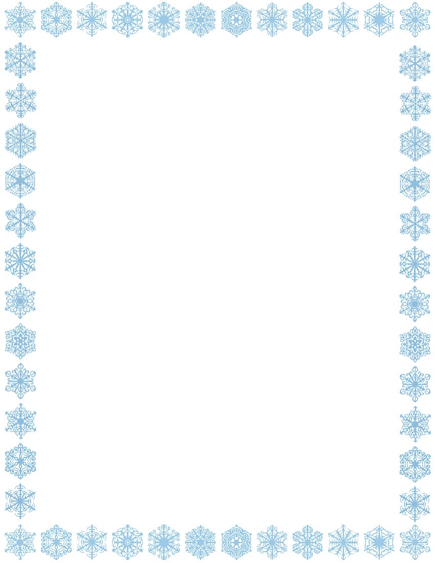 Showing post & media for Cartoon christmas snow border.