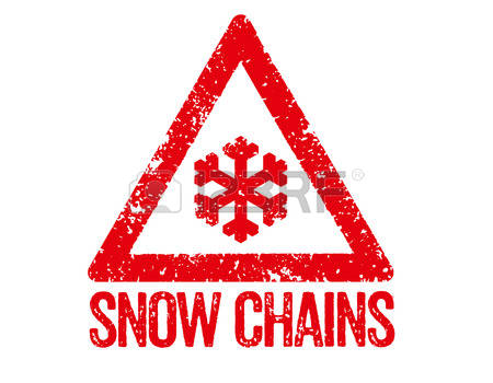 Snow Chains Stock Vector Illustration And Royalty Free Snow Chains.