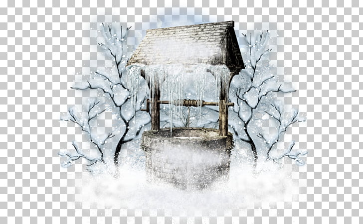 Winter Snow , photoshop Layers Mask PNG clipart.