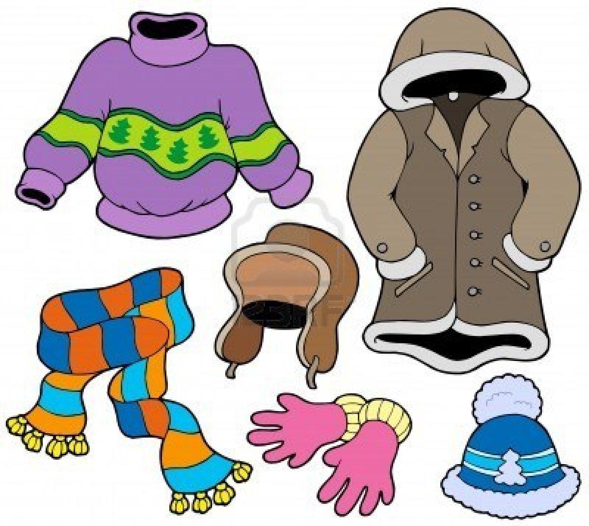 Free Winter Clothes, Download Free Clip Art, Free Clip Art.