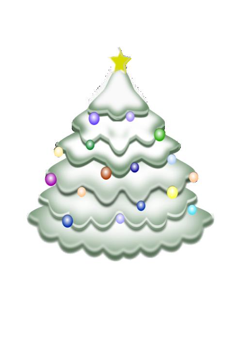 Christmas Tree Clipart.