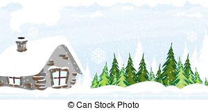 Snow covered Illustrations and Clipart. 13,535 Snow covered.