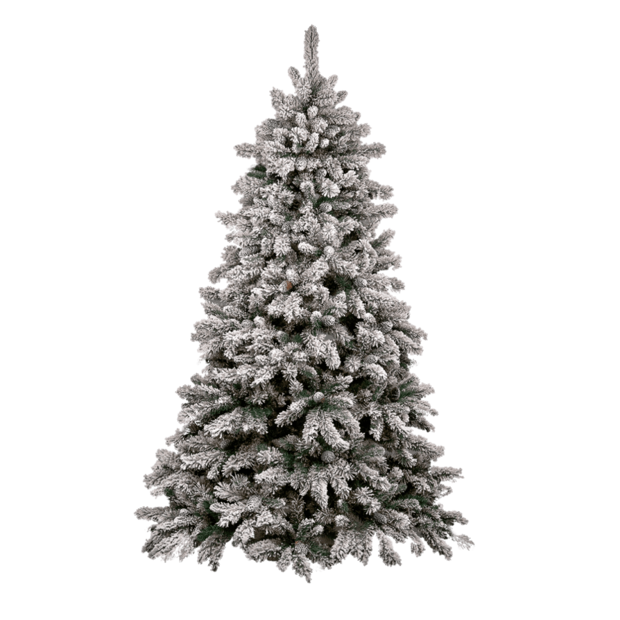 Christmas Tree Snow transparent PNG.