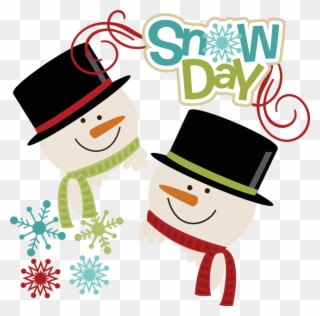 Free PNG Snow Day Clip Art Download.