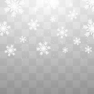 Snow Falling PNG Images.