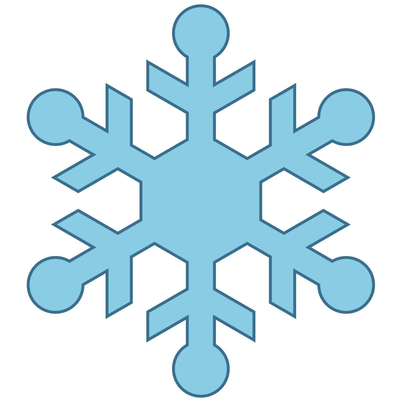 Cute snowflake clipart snowman catching snowflakes clip art.