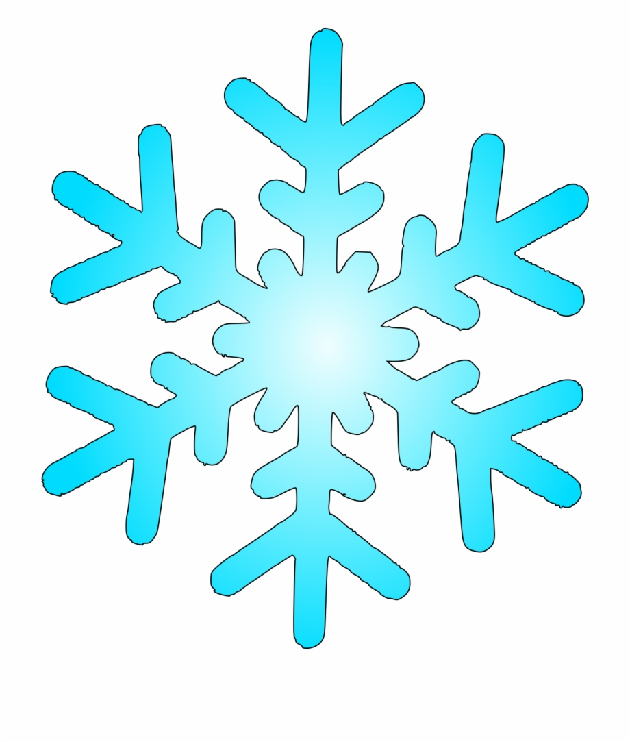Snow Flake 4 Within Snow Clipart.