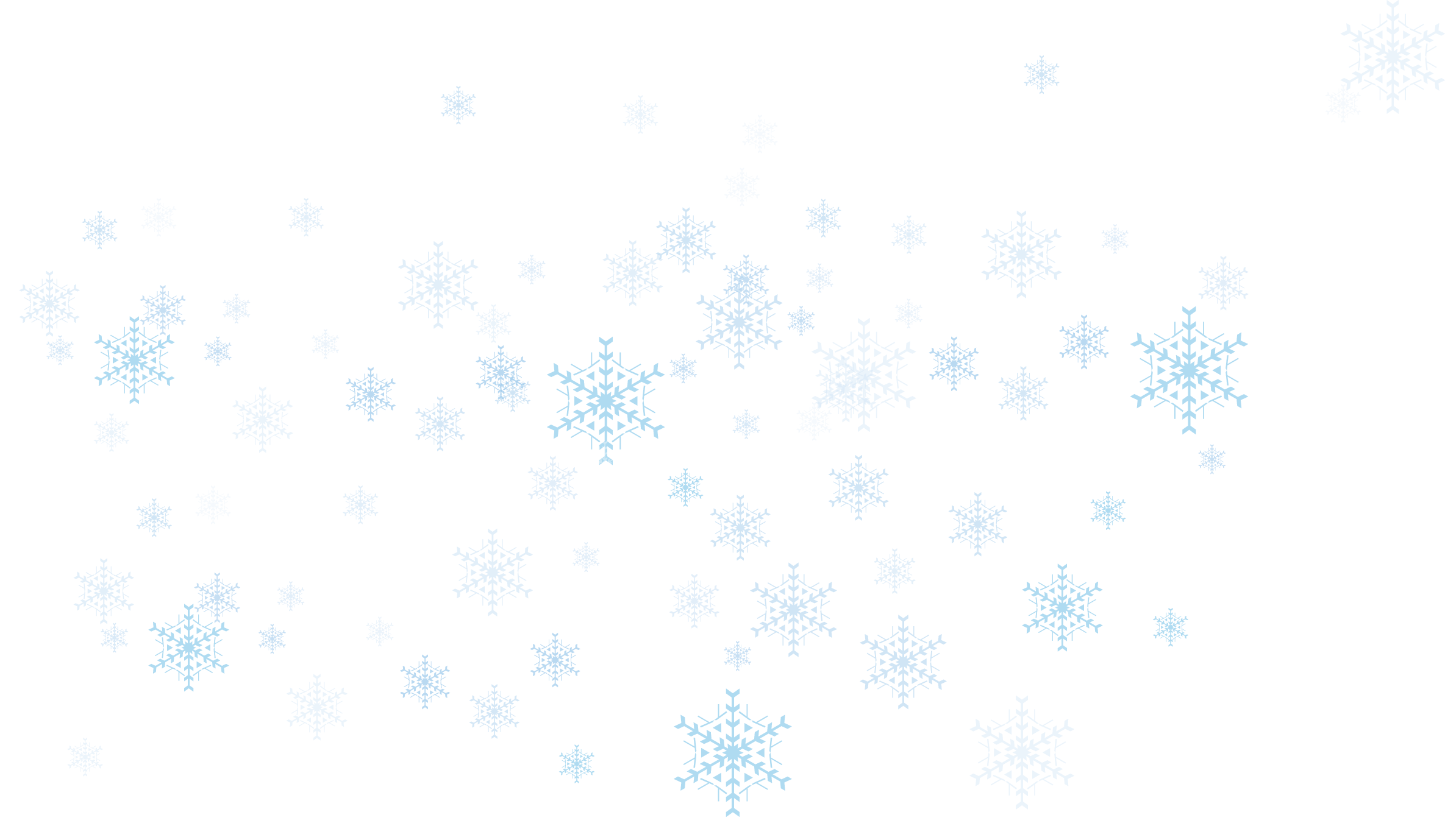 Download Snowflakes PNG Transparent Image.