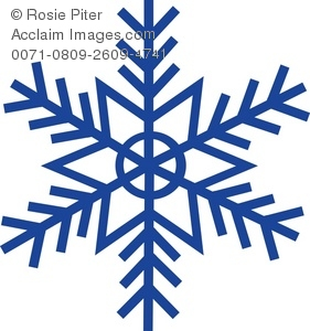Snow Clip Art Background.