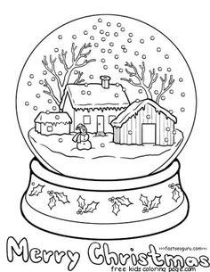 Printable coloring pages ….