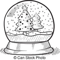 Snowglobe Illustrations and Clipart. 575 Snowglobe royalty free.