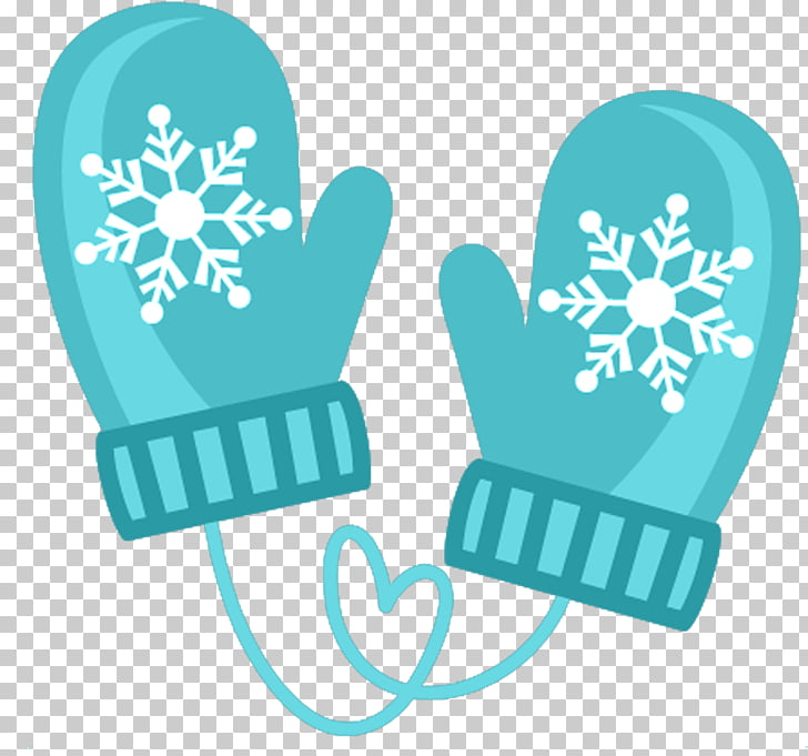 Winter , gloves PNG clipart.