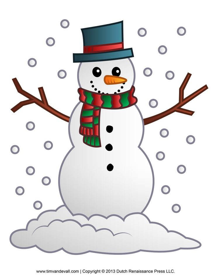 17 Best ideas about Snowman Clipart on Pinterest.