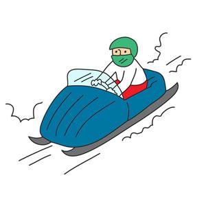 Snowmobile images clip art.