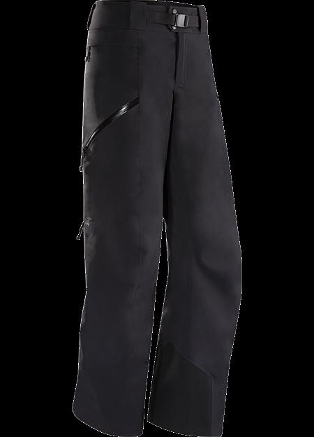 Arc\'teryx Women\'s Sentinel Ski Pant Size L Tall Black.