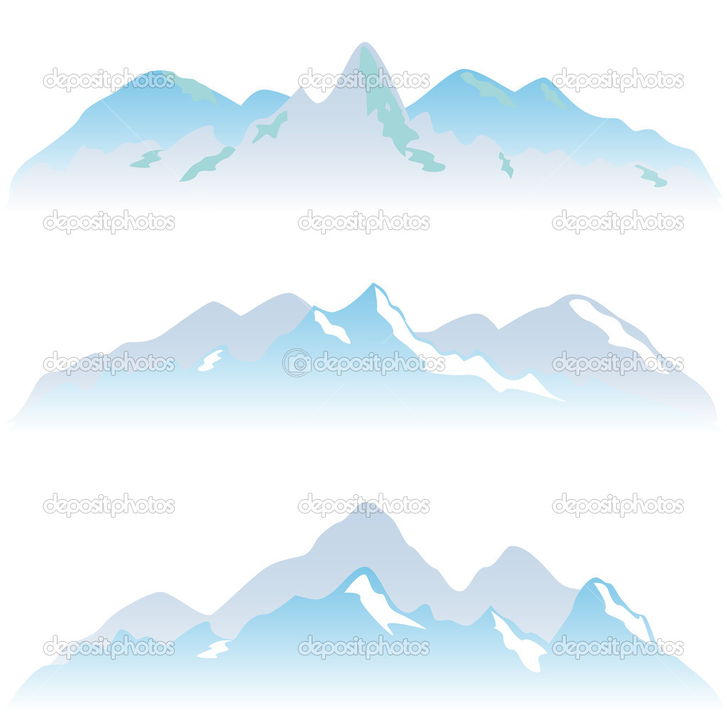 Similiar Mountains Snow Blue Clip Art Keywords.