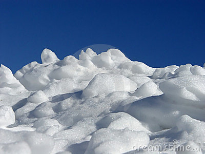 Snow Pile Stock Photos, Images, & Pictures.